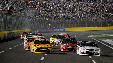 NASCAR turns to softer tires to goose All-Star race