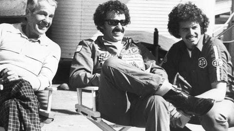 Lee, Richard and Kyle Petty