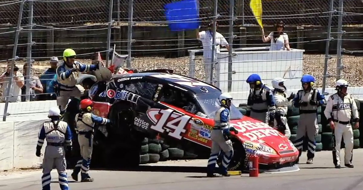 6 most jaw-dropping moments at Sonoma Raceway | FOX Sports