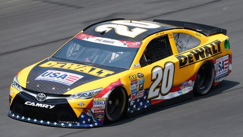 NASCAR's most patriotic paint schemes