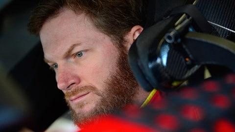 Dale Earnhardt Jr.'s beard