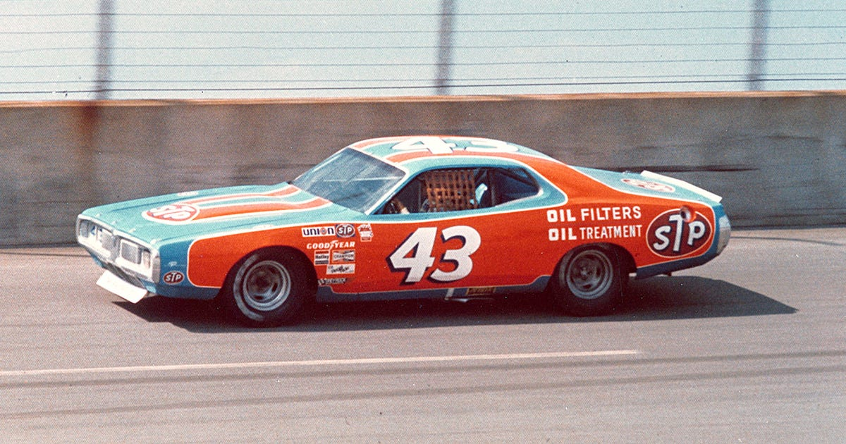 Remembering Richard Petty S Staggering Numbers In The No