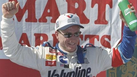 10. Mark Martin, 4 road-course wins
