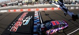 See highlights of WGI winner Denny Hamlin's career