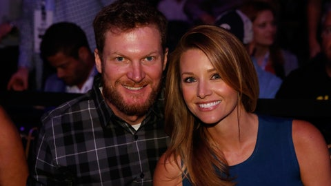 Dale Earnhardt Jr. will be laying low