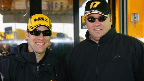 Matt Kenseth will get caught up on his Packers