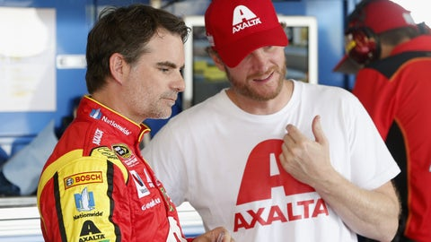 When does Dale Earnhardt Jr. return?