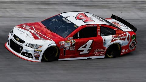 Kevin Harvick, Budweiser