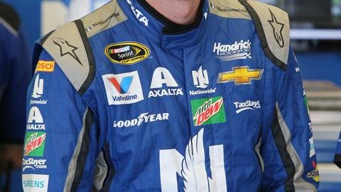 Dale Earnhardt Jr., now