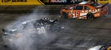 See how XFINITY Chase field stacks up after wild night at Bristol