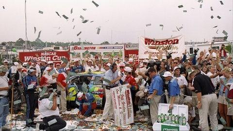 Jeff Gordon -- 1995, 1997, 1998