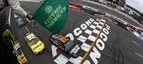 Best photos of rain-delayed Pennsylvania 400 at Pocono Raceway