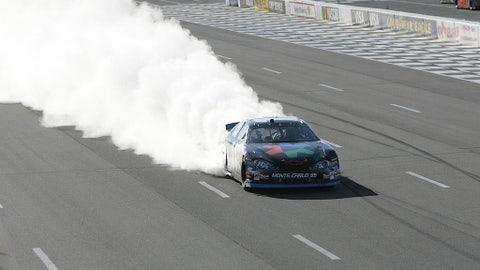 Denny Hamlin, 21, Pocono 2006