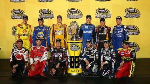 2013 - Controversy clouds the Chase, a 13th driver is added