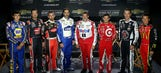 Chase drivers come together for media day in the Windy City