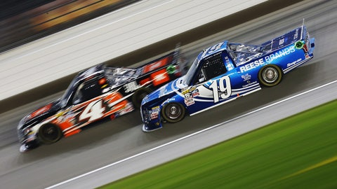 Truck Series history made