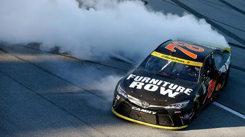 Truex wins first Chase race