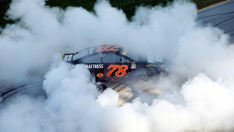 Martin Truex Jr., 2086 points