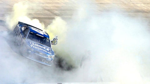Jimmie Johnson, 43 wins at Chase tracks (24 in the Chase)