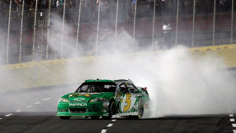 Kasey Kahne, 7 wins at Chase tracks (1 in the Chase)