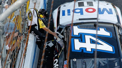 Tony Stewart, 22 wins at Chase tracks (9 in the Chase)