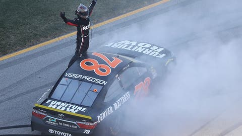 Martin Truex Jr., 3 wins at Chase tracks (1 in the Chase)