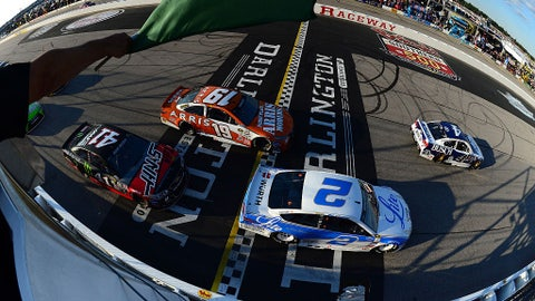 Best 2016 paint schemes by the 16 Chase drivers