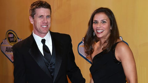Carl and Kate Edwards