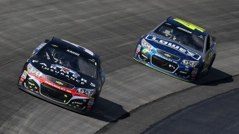 How are the 5, 48 and 88 going to get back on track to run in the top 10? — Wayne