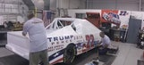 NASCAR truck to carry Donald Trump scheme at Talladega