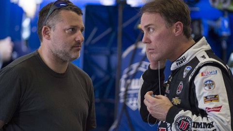 How will Stewart-Haas Racing do with Ford?