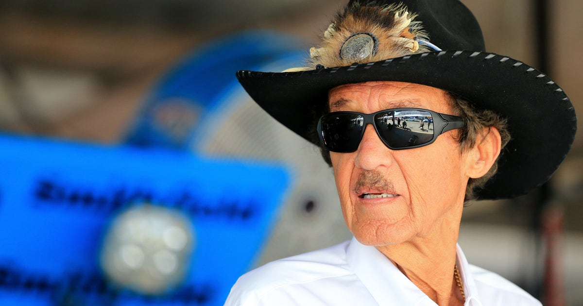 Richard Petty Gets Early Birthday Present At The Monster