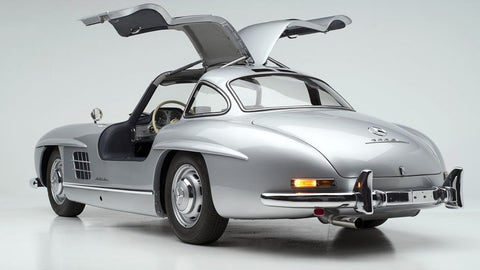 LOT 5044 - 1955 MERCEDES-BENZ 300SL GULLWING COUPE