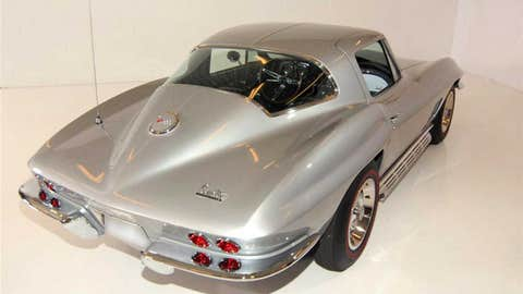 Last Sting Ray coupe