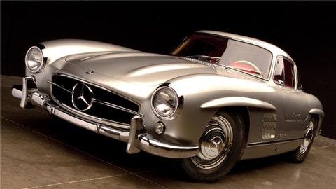 Highest ever bid cars at Barrett-Jackson