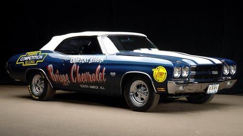 Barrett-Jackson race-car collection