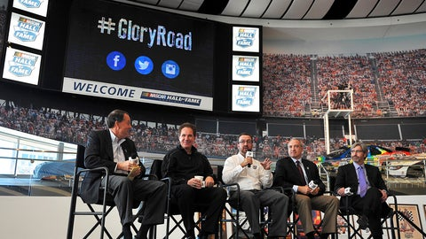 'Glory Road' Announcement