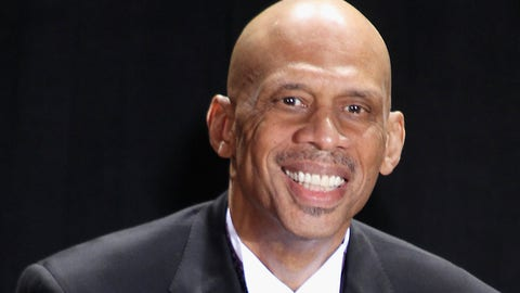 UCLA: Kareem Abdul-Jabbar (Basketball Hall of Famer)