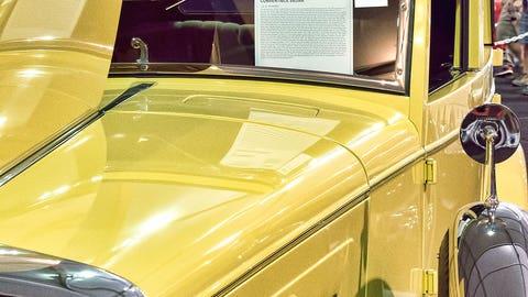1933 Marmon 16 Convertible Sedan