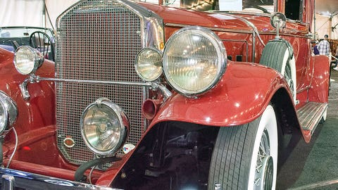 1930 Pierce-Arrow Model A Convertible