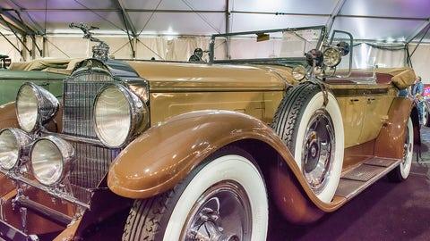 1929 Packard Custom Eight Phaeton