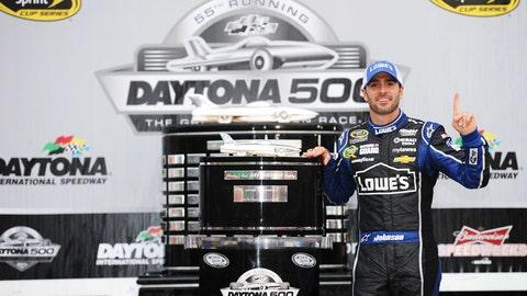 2013 Daytona 500 Winner: Jimmie Johnson