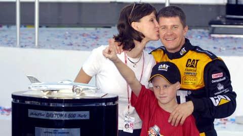 2002 Daytona 500 Winner: Ward Burton