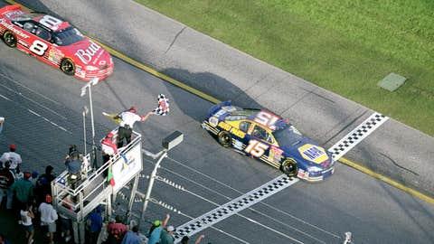 2001 Daytona 500 Winner: Michael Waltrip