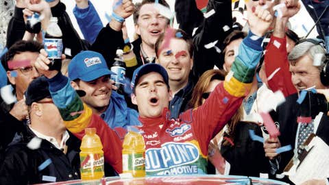 1997 Daytona 500 Winner: Jeff Gordon