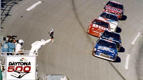 1996 Daytona 500 Winner: Dale Jarrett