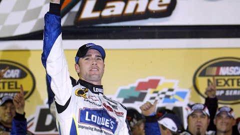 2006 Daytona 500 Winner: Jimmie Johnson