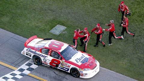 2004 Daytona 500 Winner: Dale Earnhardt Jr.
