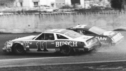 1979 Daytona 500: Allison, Yarborough tangle