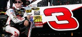 'Picture' this: The famous No. 3 car is on top again at Daytona
